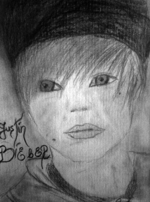 Justin Bieber por greta123